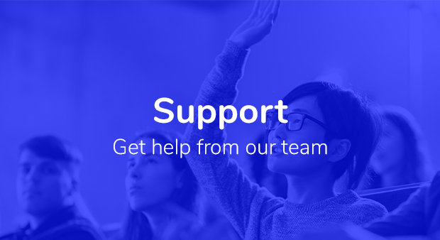 Support 1 - Student Portal