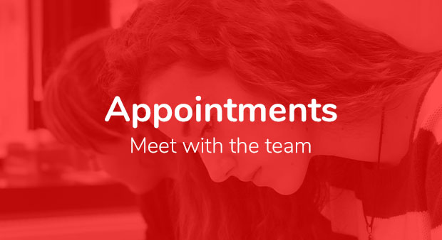 Appointments - Student Portal