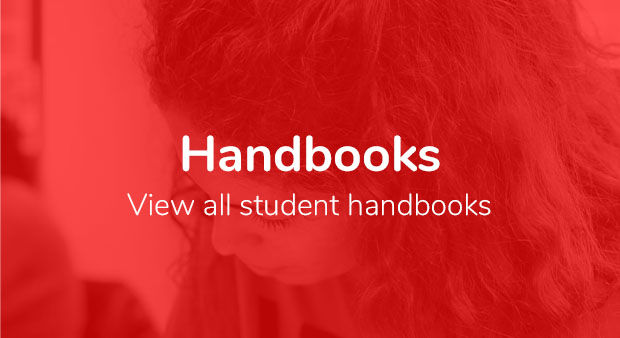 Handbooks - Student Portal